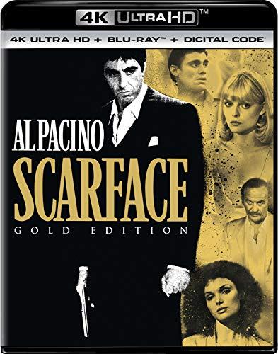 4K Blu-ray : Scarface (1983) (2 Discos)