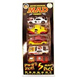 Another Ridiculous MAD Product - Dyno-mite Diecast 5 MAD Pack -Street Wheels (Diecast)