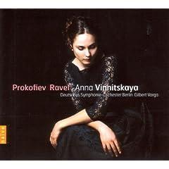 Anna Vinnitskaya Plays Prokofiev Ravel Piano Conce