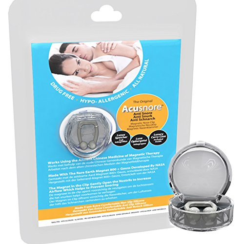 acusnore-anti-snore-magnetic-nose-clip-stop-snoring-device-best-seller-comfortable-silicone-with-tra