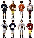 Lot 5 PCS Fashion Football Clothes/outfit for Barbie's Boy Friend Ken Doll