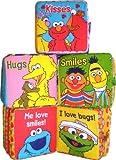 SoftPlay 4 Pack Block Book, Sweet Sesame