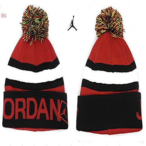Eyike Jordan Jumpman beanie knit insulators warm caps color 8 One size