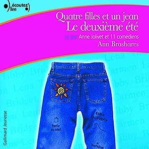 Le deuxième été (Quatre filles et un jean 2) | Livre audio