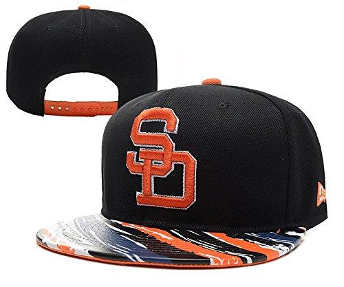 5-discount-over-three-hat-qa-visor-hut-san-diego-padres-logo-verstellbar-unisex-baseball-kappe-hut