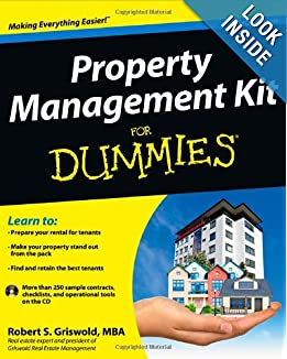 Property Management Kit For Dummies