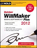 img - for Quicken Willmaker Plus 2012 Edition: Book & Software Kit book / textbook / text book