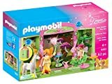 Transport yourself to a mystical new world with the Fairy Garden Play Box. Here the fairies frolic with their unicorn friend and play enchanting music. To begin playing, simply fold open the two side panels to reveal a magical fairy garden fi...