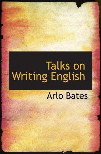 Conversaciones sobre la escritura de inglés