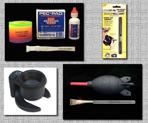 Sensor Cleaning MEGA Kit – Type A