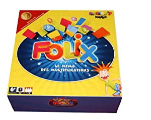 Folix Le Memo Des Multiplications - Anaton's Editions - 106734198 - Jeu de Cartes -  Médaille D'Or Lépine 2008