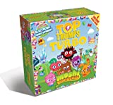 Moshi Monsters Top Trumps Turbo