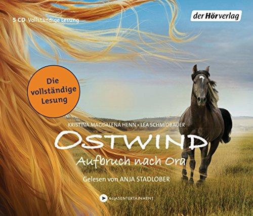 Ostwind - Aufbruch nach Ora: Die Lesung (Ostwind - Bücher und Hörbücher, Band 3) das CD von Kristina Magdalena Henn - Preis vergleichen und online kaufen