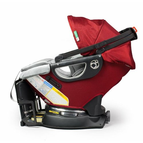 Infant Car Seat and Base G2 Infant Car Seat and Base G2 Ruby Slate