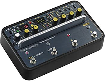 Korg Programmable Digital Delay Pedal