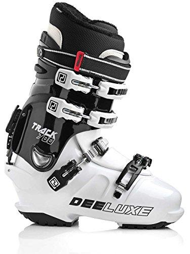 Snowboard Boot DEELUXE Track 700, Black/White, 42