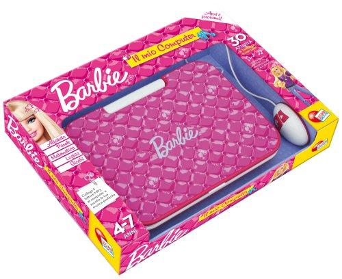 vendita giocattoli Barbie Computer Deluxe, Lisciani,