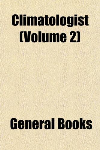Climatologist (Volume 2)