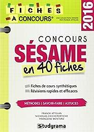 Concours Sésame