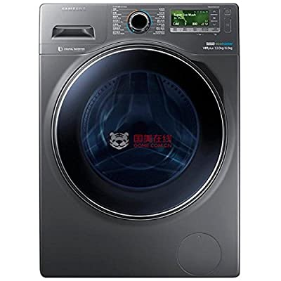 Samsung WD12J8420GX Fully-automatic Front-loading Washing Machine (12 Kg, Inox Body)