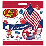 Jelly Belly Red, White & Blue All American Mix 2.6 lbs. Case