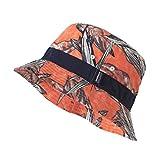 (パタゴニア)patagonia Wavefarer Bucket Hat 29155 HWCO Hawaiian Fish: Cusco Orange//Orange L
