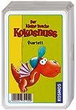 Kosmos 741099 - Kartenspiel Quartett, Der kleine Drache Kokosnuss