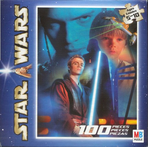 Star Wars Anakin Skywalker 100pc Puzzle