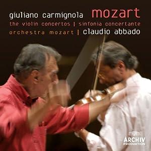 Mozart : Les concertos pour violon - Symphonie concertante