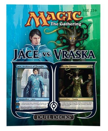 Magic The Gathering: Jace Vs. Vraska Duel Deck front-504469