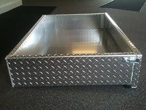 Club Car Precedent Golf Cart Aluminum Cargo Box Utility by Club Car Precedent Golf Cart