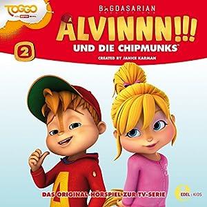 Gemeinsam sind wir stark (Alvin und die Chipmunks - Hörspiel 2) Hörspiel