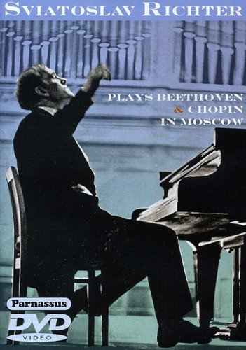 DVD : Sviatoslav Richter Plays Beethoven & Chopin