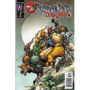 Thundercats Books on Thundercats Dogs Of War  3 Variant Cover  Amazon Com  Books