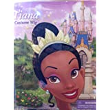Disney Park Tiana From The Princess And The Frog Dress Up Wig Girls