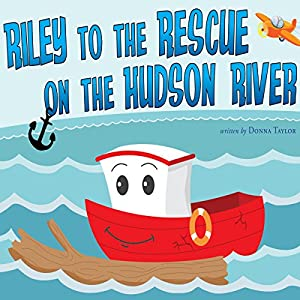 Riley to the Rescue on the Hudson River Audiobook