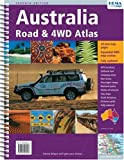 echange, troc Hema Maps - Australia Road and 4WD Atlas