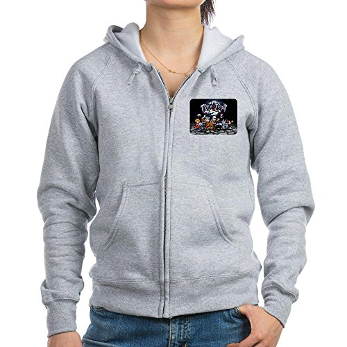 Royal Lion Women's Zip Hoodie Halloween Trick or Treat Costumes