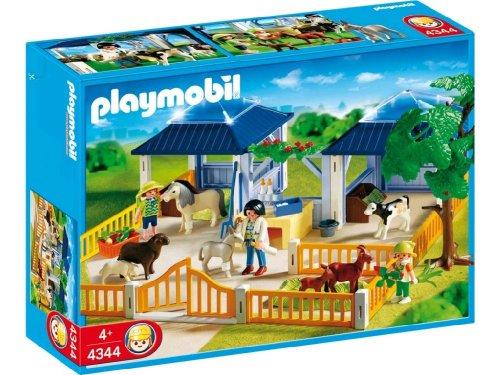 Jouet : Playmobil - 4344 - Centre de soins animalier