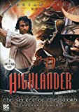 img - for Highlander: Secret of The Sword book / textbook / text book