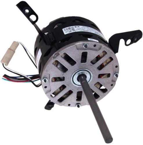 AO Smith FM1056 Fleximount, 5.6-Inch Frame Diameter, 1/2-HP, 1075-RPM, 208-230-Volt, 3.4-Amp, Sleeve Bearing Motor