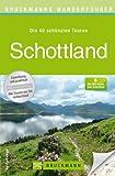 Wanderführer Schottland: Der Wanderführer bietet die 40 schönsten Wanderwege mit Wanderkarte, Höhenprofil und kostenlosen GPS Download (Bruckmanns Wanderführer)