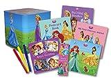 Disney Princess: Pretty Princesses a Stackable Book Surprise (Activity Box Set)