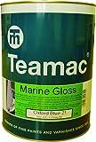 Teamac Marine Gloss - Cypress Green - 5 Litre