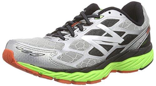 New Balance NBM880BB5 Sneaker, Uomo, Grigio (Grau (Grey/Orange)), 46 1/2