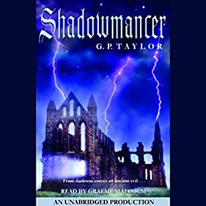 Shadowmancer Audiobook