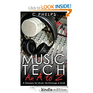 Logo for Music Tech: An A to Z
