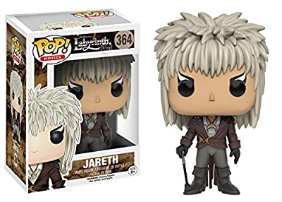 Funko POP Movies: Labyrinth - Jareth Action Figure by Funko