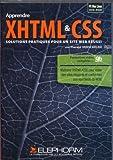 Apprendre XHTML  & CSS : Solutions prati...