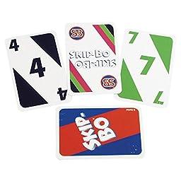 Brailled Skip-Bo Card Game